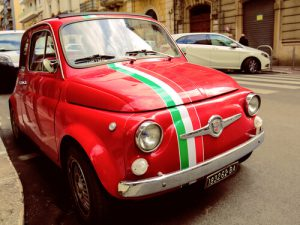 The Birth of a Legend - fiat 500