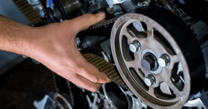 What Exactly is a Timing Belt?