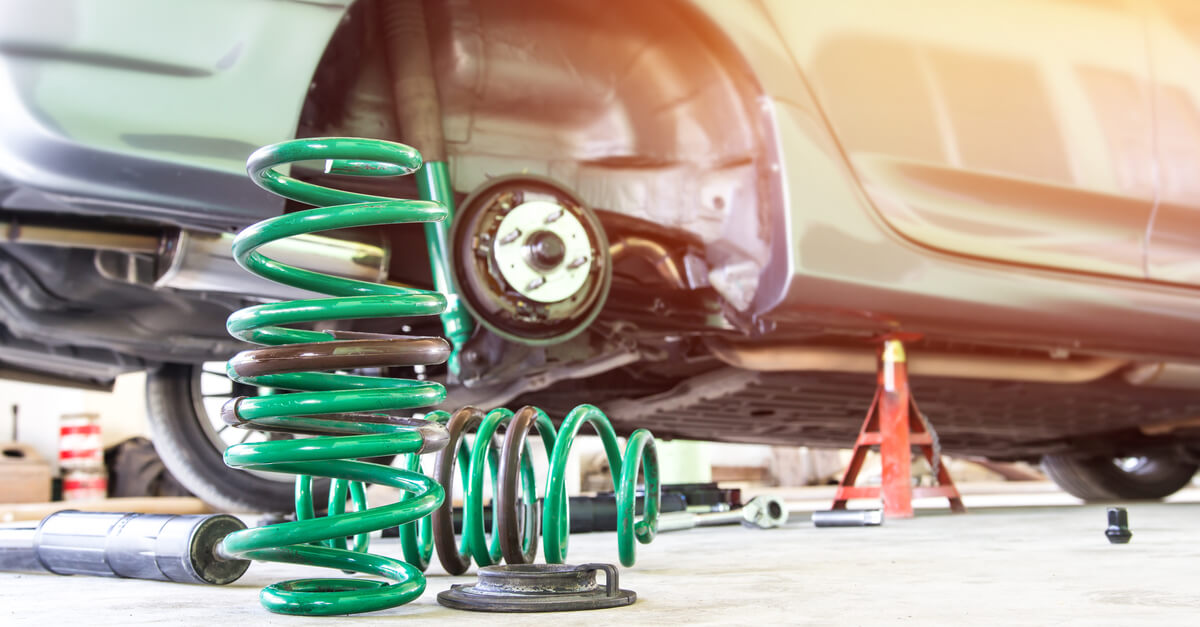 What are Coil Springs?
