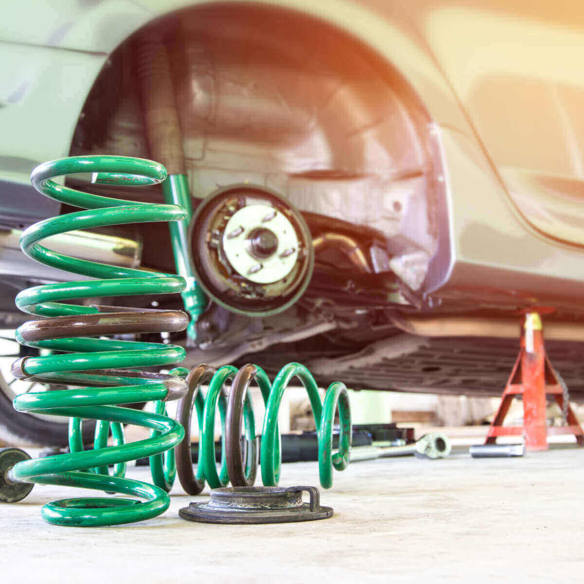 Coil Springs Rate Explained – How to Find Quality Replacement Springs for Your Car