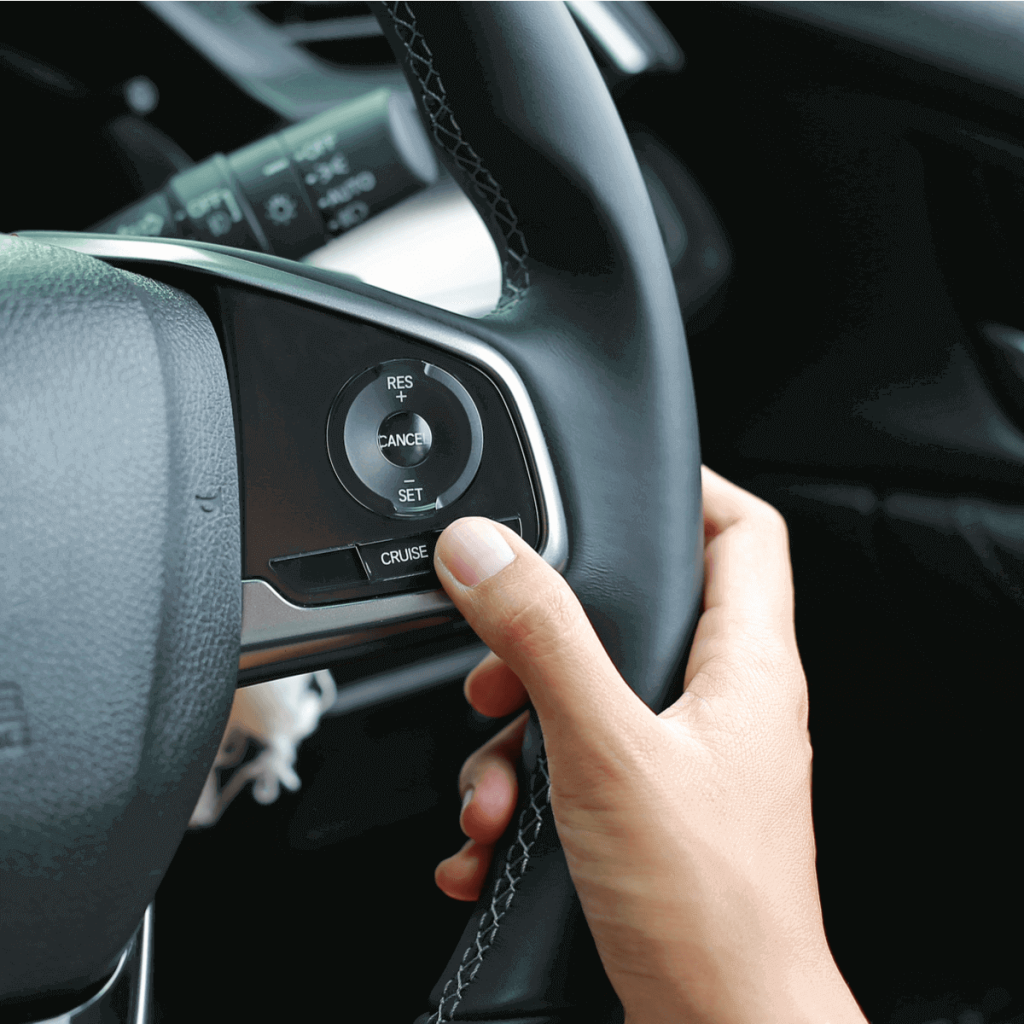 How to Use Cruise Control?