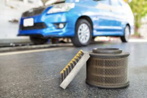 Symptoms of a Clogged Fuel Filter