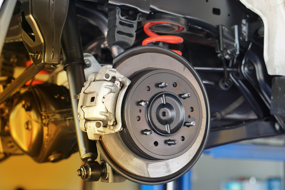 squeaky brakes how to fix 1