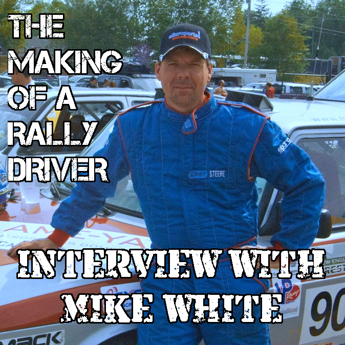 The Making of a Rally Driver – Interview with Mike White