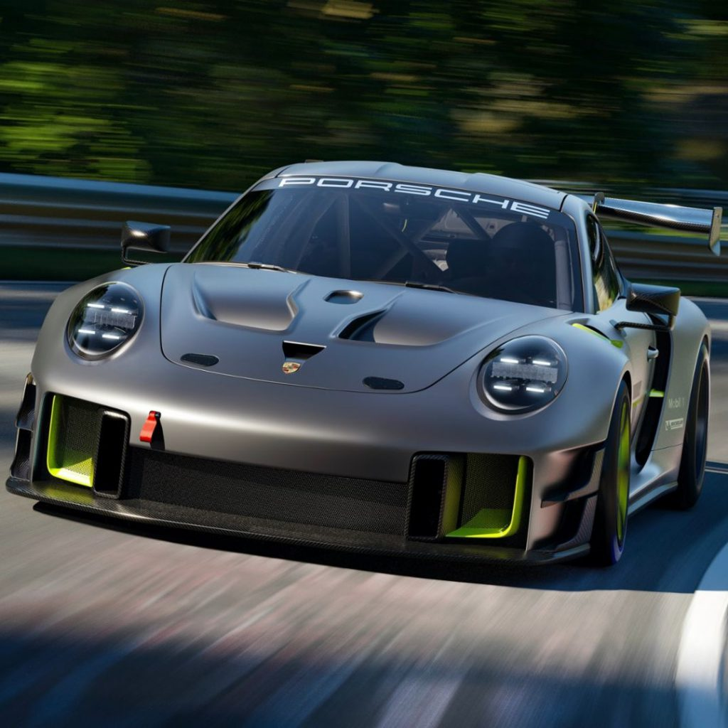 Porsche Rolls Out the 911 GT2 RS Clubsport 25, a Limited Edition Tribute to Manthey-Racing