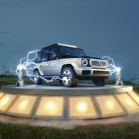 The EQG Concept, or The Immortality of Mercedes-Benz G-Class