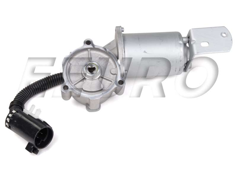 Genuine mercedes transfer case motor 1635400988 free for Transfer case motor replacement cost