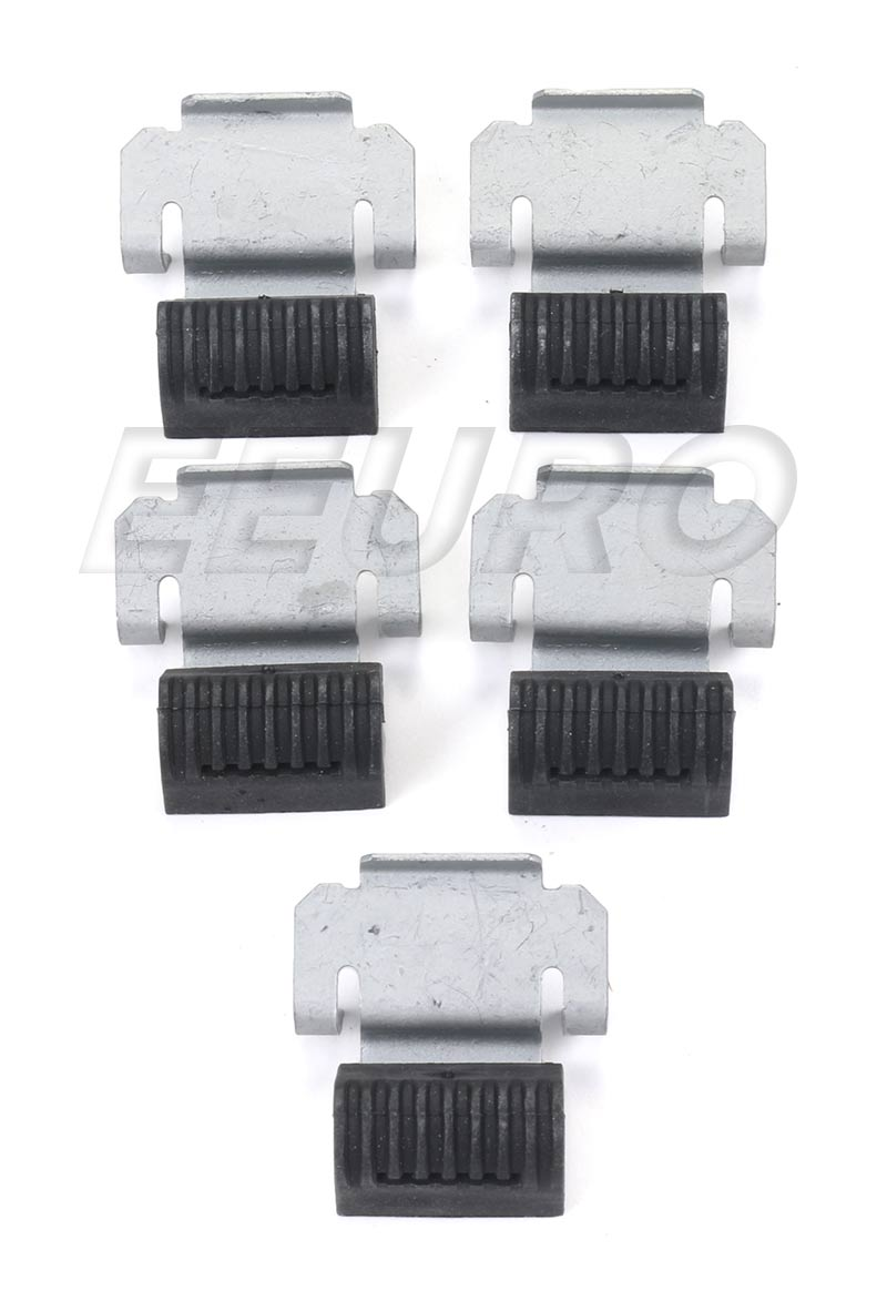 8973422 Genuine Saab Hub Cap Retainer Clip Set Fast Shipping Vw Wiring Harness Clips Main Image