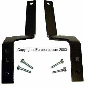 Foglight mounting bracket kit. - Genuine SAAB 0246413