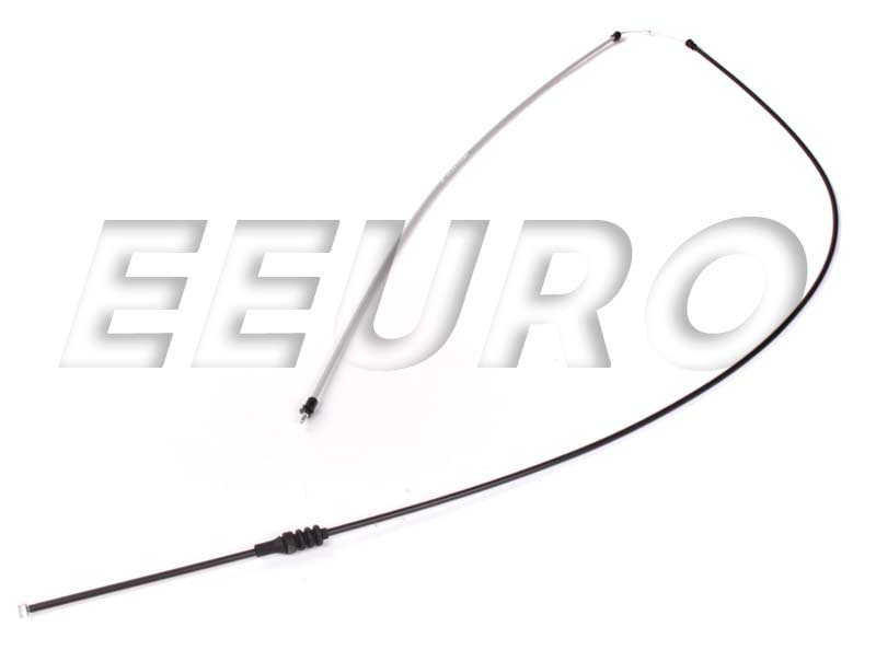 2108800159 - genuine mercedes - hood release cable