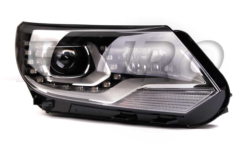 Headlight Assembly - Passenger Side (Xenon) 010748361 Main Image