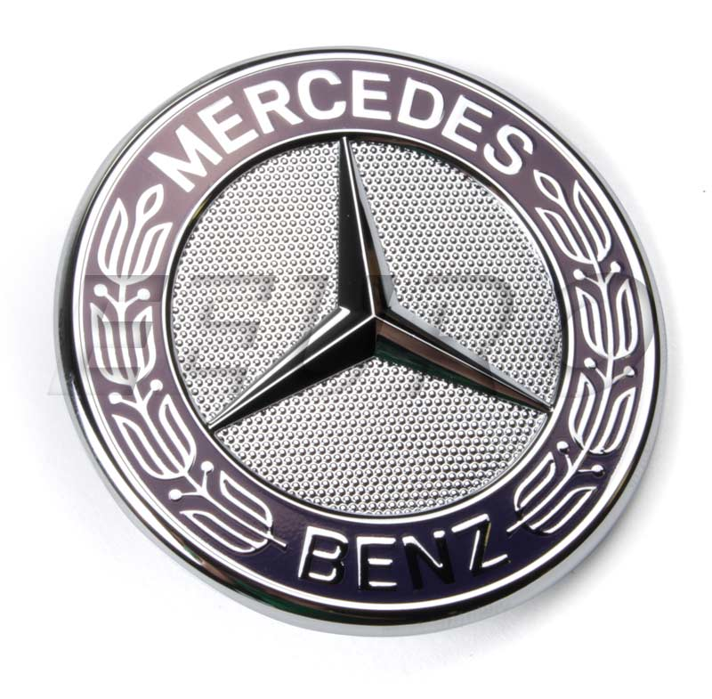 2078170316 genuine mercedes emblem free shipping for Mercedes benz insignia