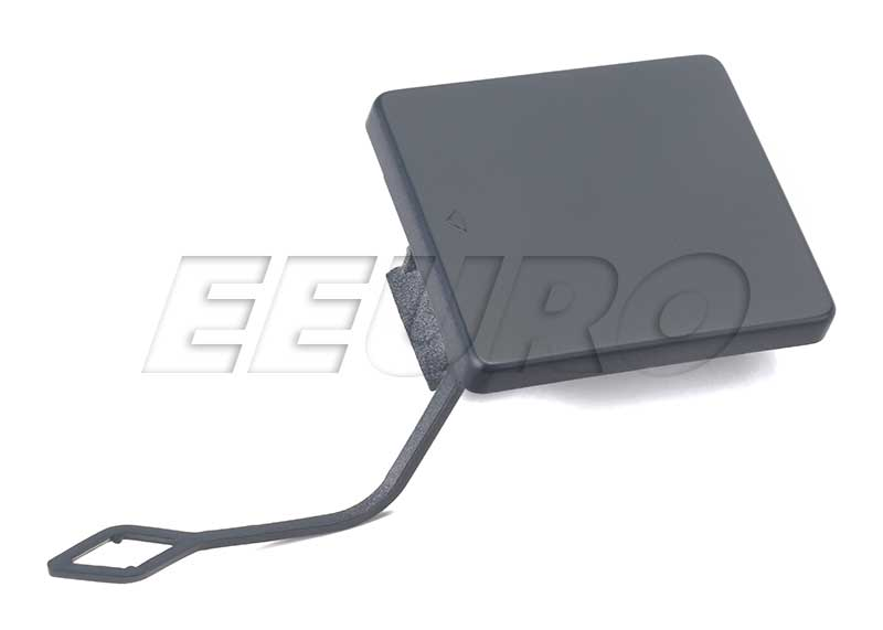Tow Hook Cover - Rear (Un-painted) - Genuine Mercedes 20388504269999 20388504269999