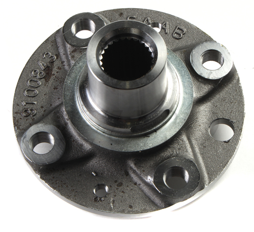 Wheel Bearing and Hub Assembly - Rear 30520277 Main Image