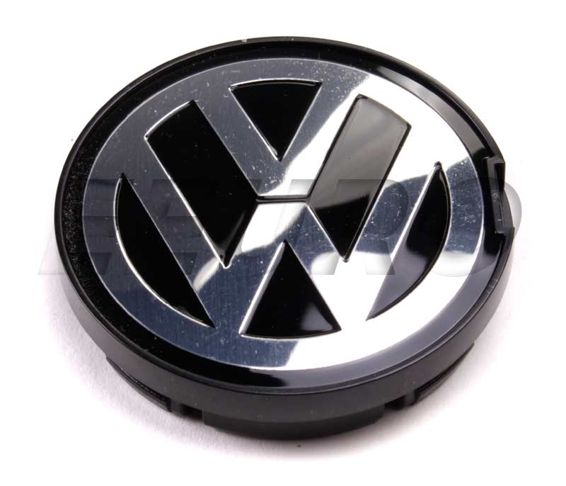 6N0601171BXF - Genuine VW - Wheel Center Cap (58MM) - Free Shipping Available