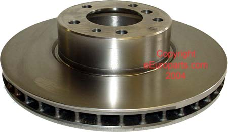 Disc Brake Rotor - Front 25347 Main Image
