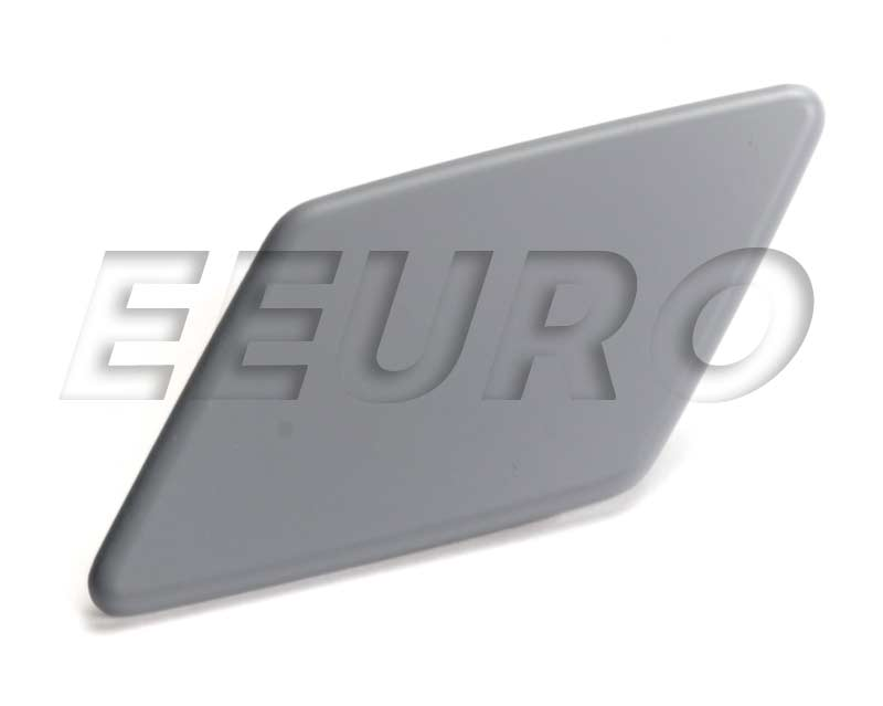 Headlight Washer Cover - Driver Side (Un-painted) - Genuine BMW 51112147265