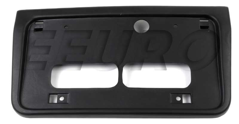 License Plate Base - Front 51181971266 Main Image