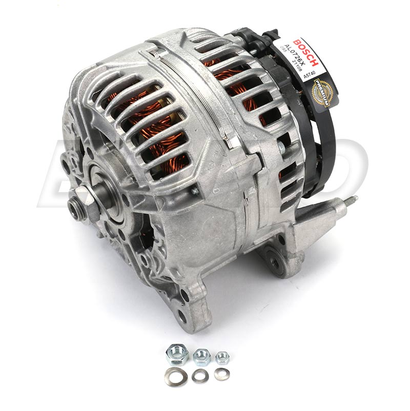 Alternator (120a) (Rebuilt) AL0726X Main Image