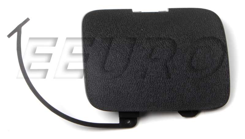 Tow Hook Cover - Rear (Textured) 9484558 Main Image