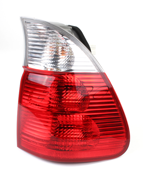 Tail Light Assembly - Passenger Side (Clear) 63217164474 Main Image