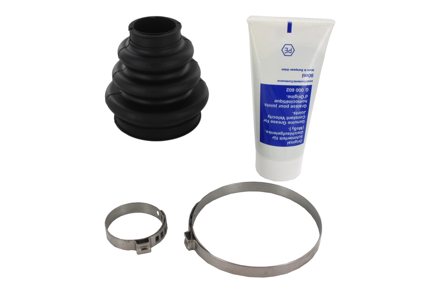 BMW CV Joint Boot Kit - Rear 33211229594 - VAICO V200754