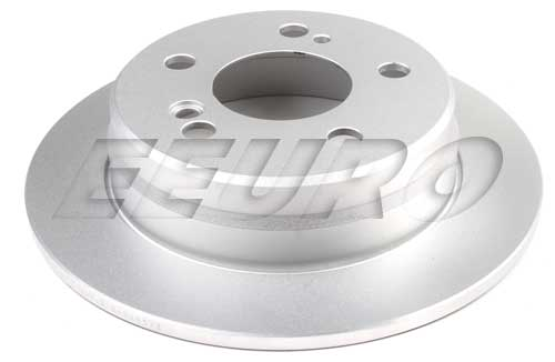 Disc Brake Rotor - Rear (258mm) 36010939 Main Image