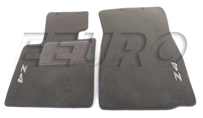 82110152600 Genuine Bmw Floor Mat Set Free Shipping