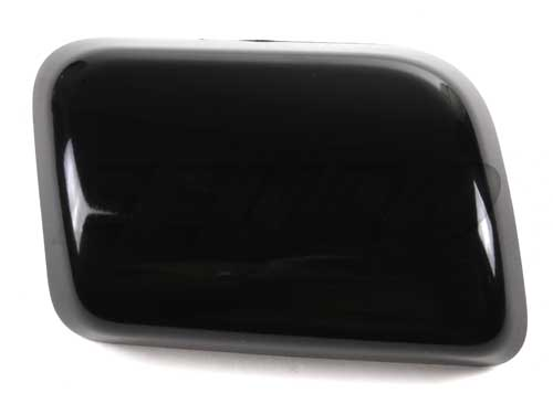 Headlight Washer Cover - Passenger Side (Un-painted) - Genuine Volvo 39870060