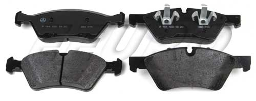 Disc Brake Pad Set - Front 1644201820 Main Image
