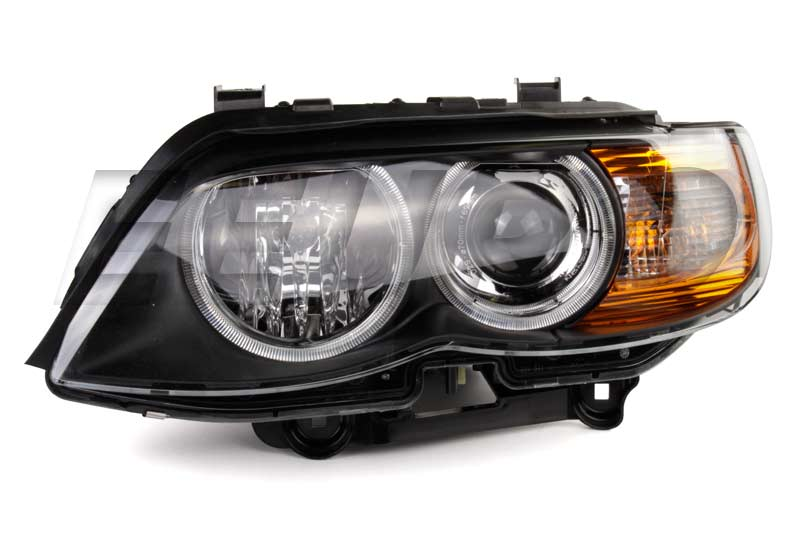 Headlight Assembly - Driver Side (Xenon) (Adaptive) 63117166817 Main Image