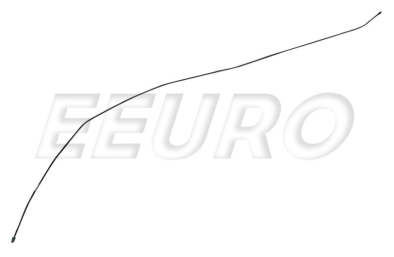 Brake Line - Rear Driver Side - Genuine Mini 34306779193 34306779193