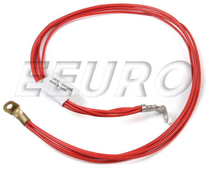 fuse box cables volvo battery cable 8628771 - oeq 8628771 | eeuroparts.com®