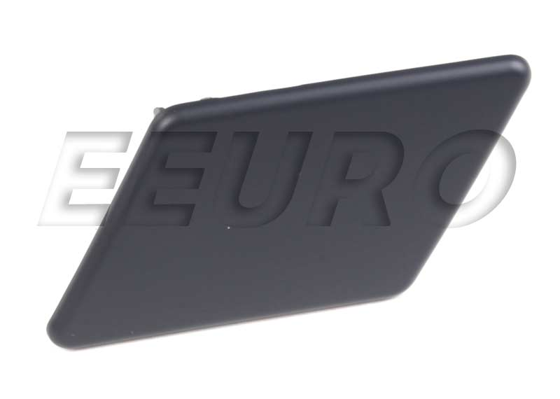 Headlight Washer Cover - Driver Side (Un-painted) - Genuine BMW 61677211209