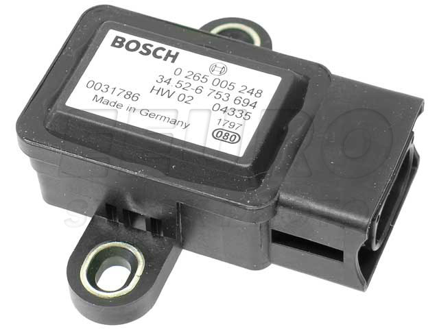 Yaw Rate Sensor >> Bmw Yaw Rate Sensor 34526753694 Bosch 0265005248