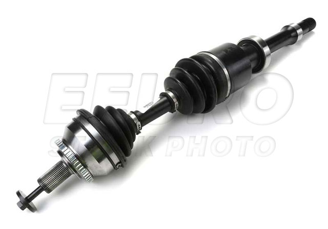 Axle Assembly - Front Passenger Side (Rebuilt) - Genuine Volvo 8251782