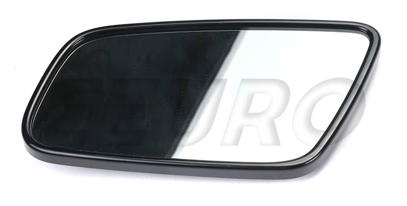 Side Mirror Glass - Driver Side (Auto-Dimming) - Genuine Audi 8D0857535F 8D0857535F