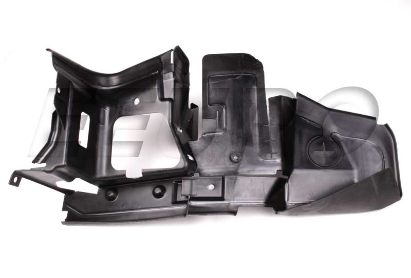 Air Duct Supports : Genuine bmw mini radiator support air duct driver side