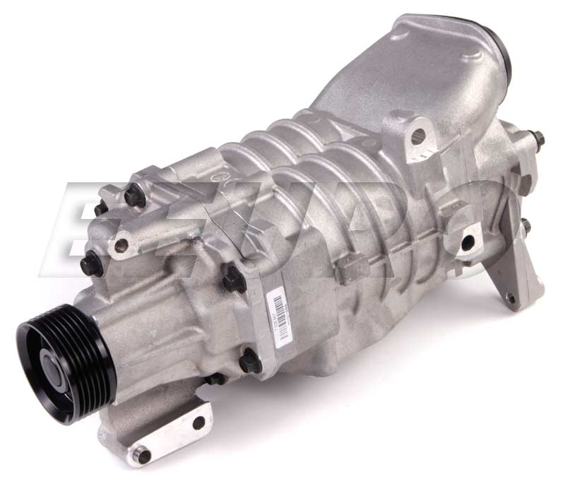 Image of Supercharger - Genuine Mini 11657540124