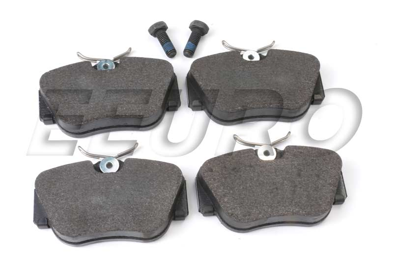 Disc Brake Pad Set - Front - Genuine Mercedes 0024200220