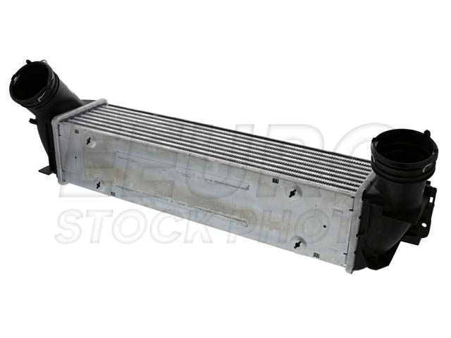 BMW Intercooler 17517800682 - Nissens 96595