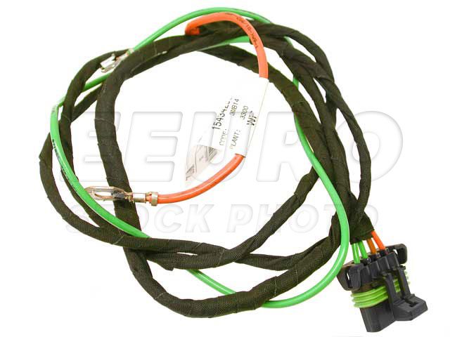 engine cooling fan motor wiring harness 1635400035 main image