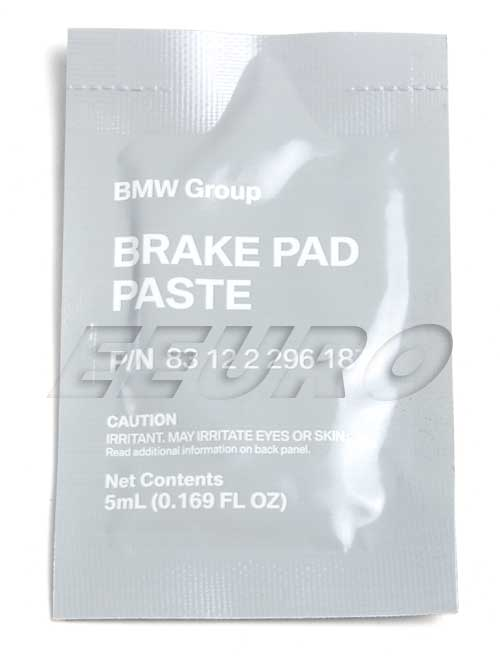 Disc Brake Pad Paste 83122296187 Main Image
