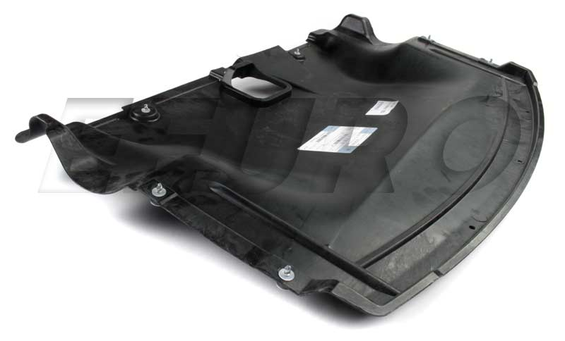 Engine Belly Pan : Genuine bmw mini engine belly pan front