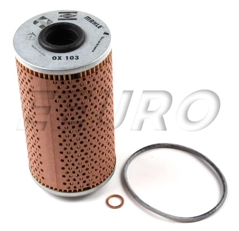 Engine Oil Filter H9437X Main Image