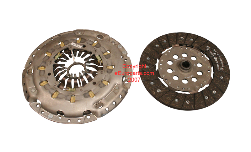 Clutch Kit (2 Piece) 41432314S Main Image