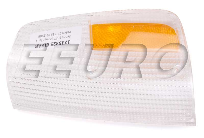 Turnsignal Lens - Driver Side (Amber) 1235325A Main Image