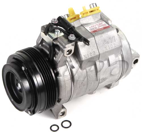 A/C Compressor (New) 64528377067 Main Image
