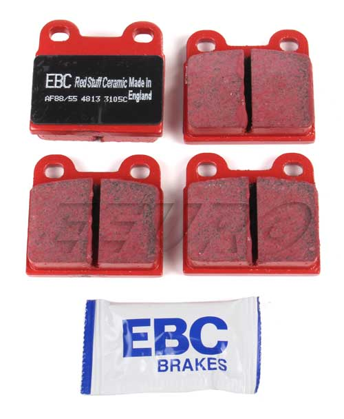 Disc Brake Pad Set - Rear DP3105C Main Image