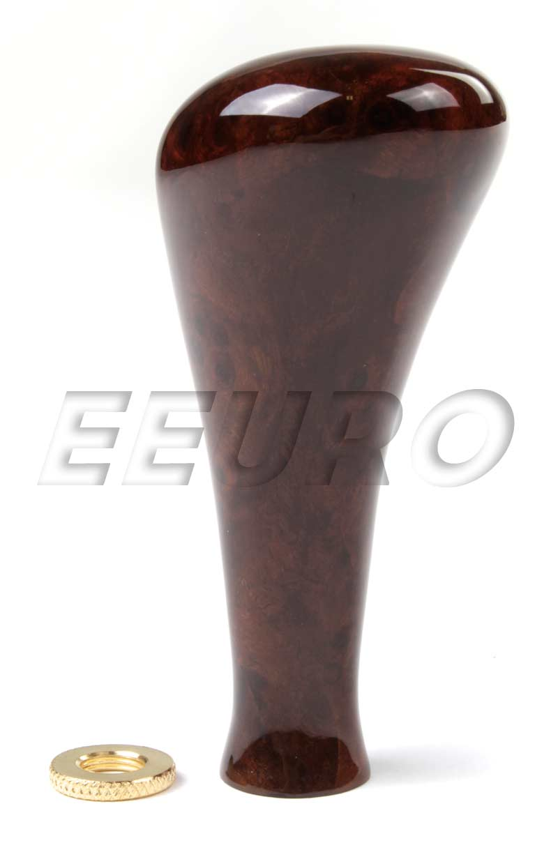 Skmanb Uro Parts Mercedes Benz Manual Trans Shift Knob Burled 1989 300e Walnut Skmanba Main Image